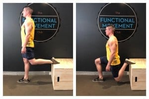 Pain with squating? hit this fundamental movement patterns visit your chiropractor in brookvale
