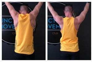 if you suffer from shoulder pain, hit this fundamental movement patterns visit your chiropractor in brookvale